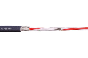 chainflex® cable de bus CFROBOT8