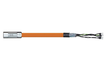 readycable® cable de potencia similar a Parker iMOK42, cable base PUR 7,5 x d