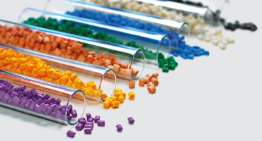 iglidur materials in test tubes